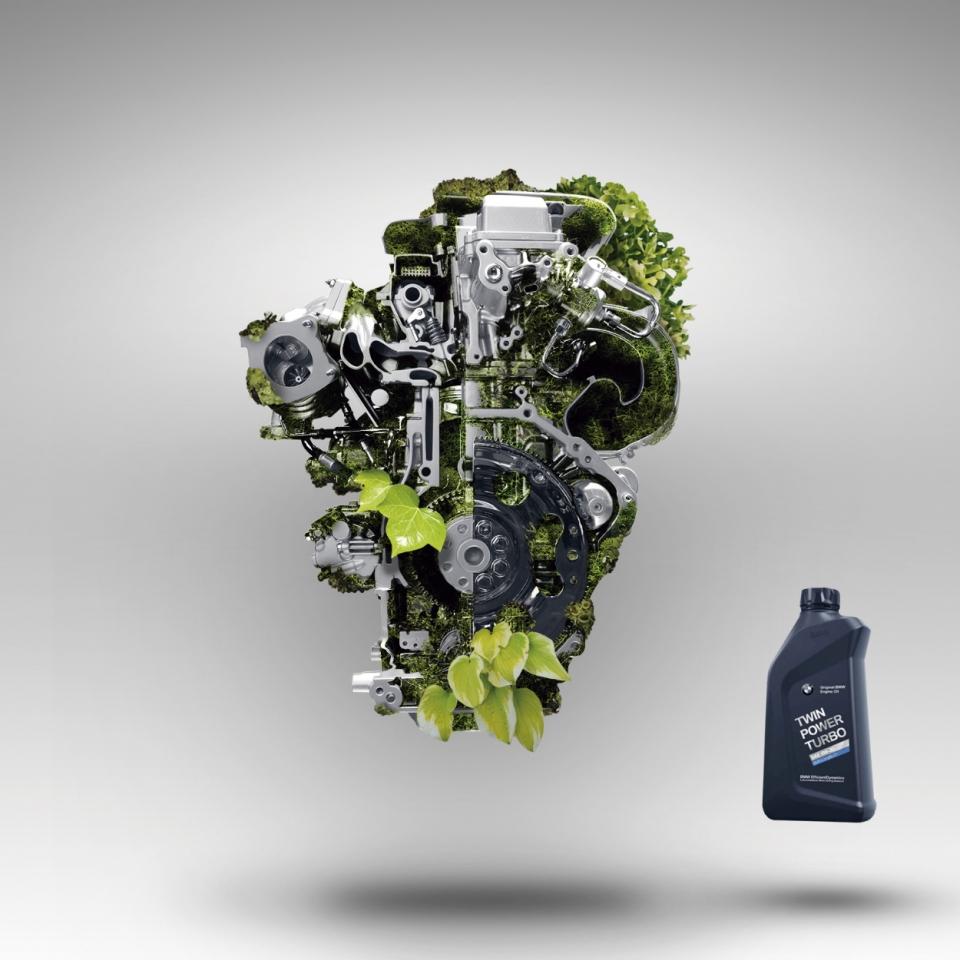 BMW Oil